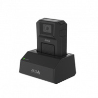 Axis 01723-002 Camera dock - Zwart
