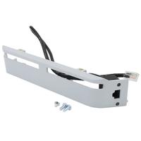 Ergotron Couvercle latéral Ethernet SV, pour les chariots LCD Accessoires panier multimédia - Gris