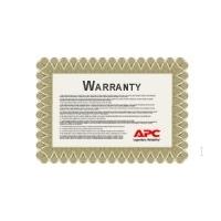 APC 1 Year Extended Warranty Extension de garantie et support
