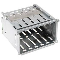 Hewlett Packard Enterprise Cover Cage, HDD, 6-Bay Expansion SAS/SATA Drive bay paneel - .....