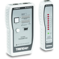 Trendnet TC-NT2 Netwerksimulator - Blauw, Wit