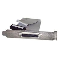 StarTech.com Nappe port parallèle DB25 femelle vers connecteur carte mère IDC 25 broches de 40 cm .....