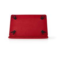 Nedis Tablet Folio Case, 10', Universal, Red
