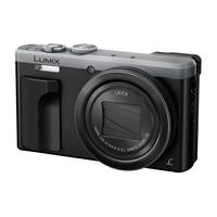 Panasonic Lumix DMC-TZ80EF Digitale camera - Zwart, Grijs, Zilver