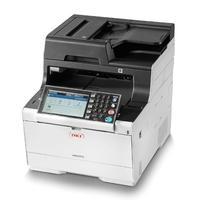 OKI MC573dn multifunctionele A4-kleurenprinter Multifunctional - Zwart, Cyaan, Magenta, Geel