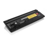 Lenovo THINKPAD BATTERY 28++ (9 CELL SLICE) Laptop reserve onderdelen - Zwart