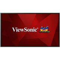 "Viewsonic 55"", TFT LCD, 4K, 16:9, 400 cd/m², 1200:1, 8 ms, 178/178, 10W x2, 100-240 VAC, 16.8 kg Public ....."