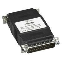 Black Box Async RS-232 to RS-485 Interface Converter, DB25 Male to DB25 Male Seriële .....