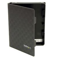 StarTech.com Boîte de Protection Antistatique pour Disque Dur 2.5 pouces - Noir - 3 Pièces