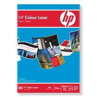 HP Color Laser Paper, 100 gr/m², 500 vel, A4/210 x 297 mm Papier - Wit