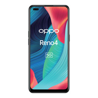 OPPO Reno Reno4 5G Smartphone - Zwart 128GB
