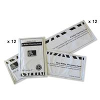 Zebra ZXP Series 8 Cleaning Card Kit Nettoyage de l'imprimante