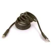 Belkin USB cable - 4 PIN USB Type A (M) - 4 PIN USB Type B (M) - 3 m ( USB / Hi-Speed USB ) USB kabel - Zwart