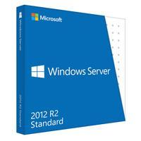 Microsoft Windows Server Standard 2012 R2 64-bit Besturingssysteem