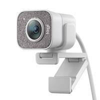 Logitech StreamCam Webcam - Blanc