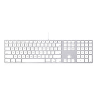 Apple MB110 - QWERTY Clavier - Blanc