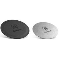 Baseus Magnetische plaatjes - Zwart / Zilver - Zwart / Black