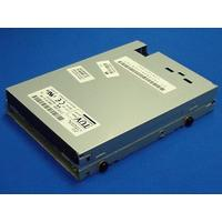HP 1.44MB, 3.5-inch floppy disk drive without bezel or eject button (Carbon Black disk door) - Includes the four side .....
