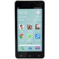 Fysic F101 Senioren Smartphone Black Diverse hardware