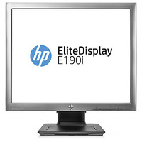 HP EliteDisplay E190i Moniteur - Argent