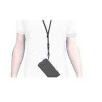 Mobilis Pack de 10 Tours de Cou Accessoires de sacoche - Noir