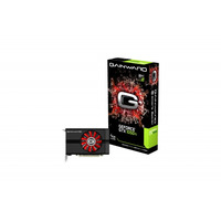 Gainward 426018336-3828 Videokaart - Zwart, Rood