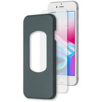 Accezz Glass Screenprotector + Applicator iPhone 8 / 7 / 6s / 6 Protecteur d'écran