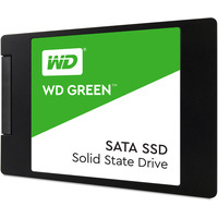 Western Digital WD Green SSD - Noir