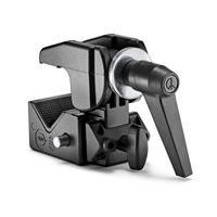 Manfrotto 13-55mm, 430g, Aluminium, Black - Noir