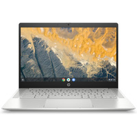 HP Chromebook Pro c640 Laptop - Aluminium,Zilver