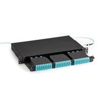 Black Box FOEN50HD-3H-1U Netwerkchassis - Zwart