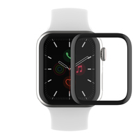 Belkin TrueClear Curve Screen Protector for Apple Watch Series 5/4 44 mm - Transparant