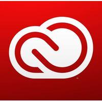 Adobe Creative Cloud Licence de logiciel