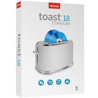 Roxio Toast 18.0 Titanium (English) MAC Logiciel utilitaire général