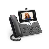 Cisco IP Phone 8865 Téléphone IP - Charbon de bois