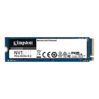 Kingston NV1 NVMe™ PCIe SSD: aanzienlijke upgrade in prestaties met grote cap...