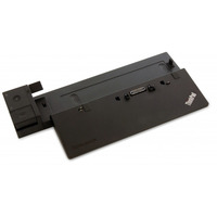 Lenovo ThinkPad Ultra Dock, 90W Station d'accueil - Noir