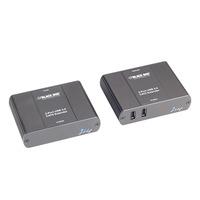 Black Box Extender USB Ultimate sur CATx Prolongateurs réseau - Noir