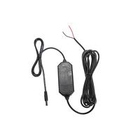 Brodit Charging Cable, 12.6V, 74cm, Black Netvoeding & inverter - Zwart