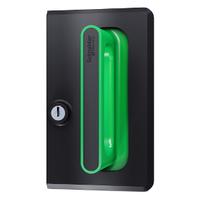 APC Door Lock Rack toebehoren - Zwart,Groen