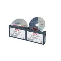 APC Batterij Vervangings Cartridge RBC18 UPS batterij