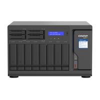 QNAP TVS-h1288X NAS - Zwart