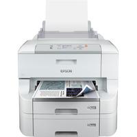 Epson WorkForce Pro WF-8090 DTW Inkjet printer - Zwart, Cyaan, Magenta, Geel