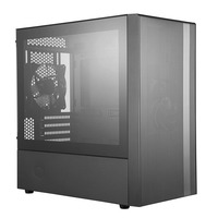 Cooler Master MasterBox NR400 Boîtier d'ordinateur - Noir