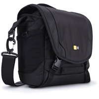 Case Logic , Luminosity Messengerbag Small voor Digitale Spiegelreflex Camera (Zwart) Sac pour appareils photo