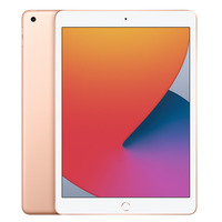 "Apple iPad (2020) WiFi 128GB 10,2"" Goud Tablet"