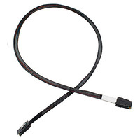 Hewlett Packard Enterprise 2m Mini-SAS Kabel - Zwart