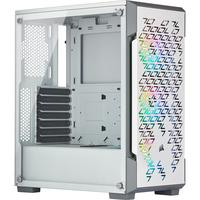 Corsair iCUE 220T RGB Airflow Boîtier d'ordinateur - Blanc