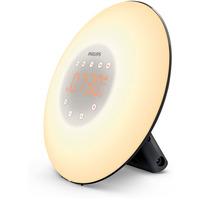 Philips Wakker worden met licht, 2 natuurlijke geluiden, Wake-up Light Lichttherapie