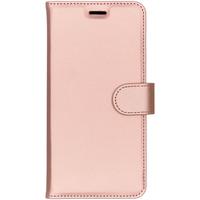 Accezz Wallet Softcase Booktype Nokia 7 Plus - Rosé Goud / Rosé Gold